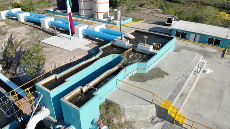 Apagón en Los Horcones deja sin agua a una parte de Mazatlán