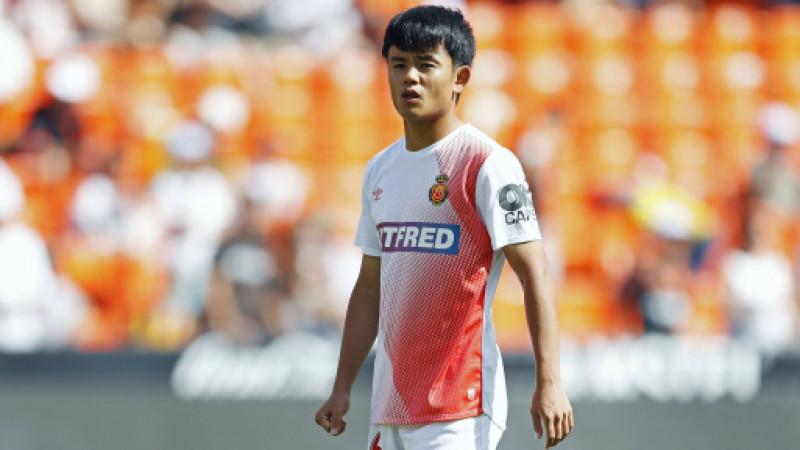 Takefusa Kubo jugaría la próxima temporada en el Sevilla