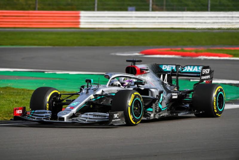 Mercedes espera sacar buen resultado en casa