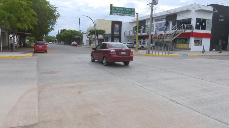 Reabren Belisario Domínguez tras pavimentación