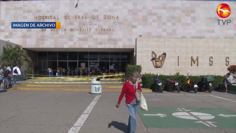 Entregan cuerpo equivocado en el Hospital de Zona #3 del IMSS de Mazatlán