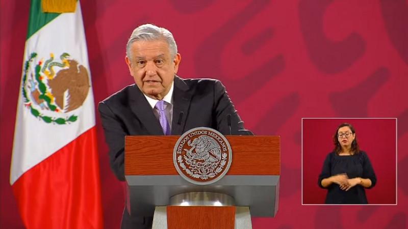"""""""Ya pasó lo peor"""" y el país se está """"recuperando"""": López Obrador tras desplome de 18.9%"""
