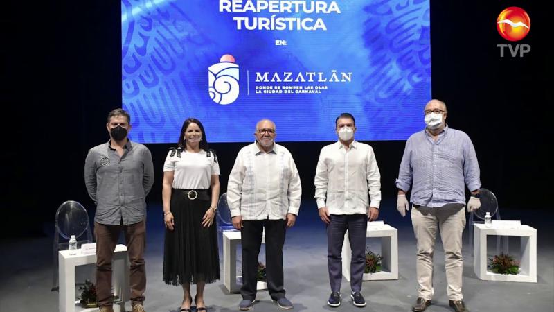 Pactan ubicar a Mazatlán como 'Destino con Responsabilidad Turística'