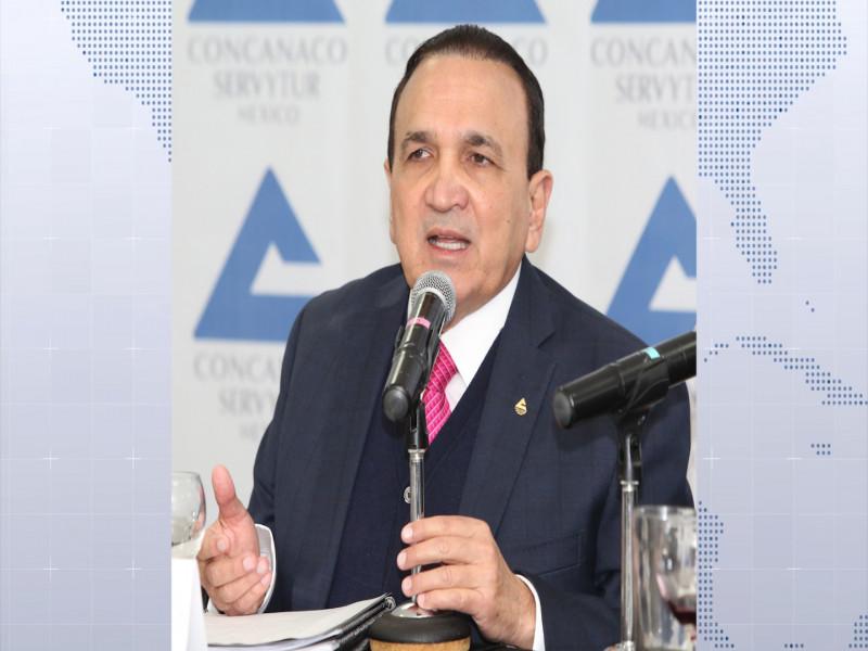 Concanaco Servytur urge a  medidas emergentes para la reactivación económica