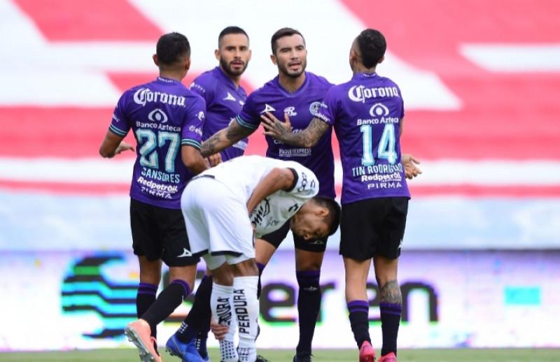 Mazatlán FC logra el empate ante Querétaro