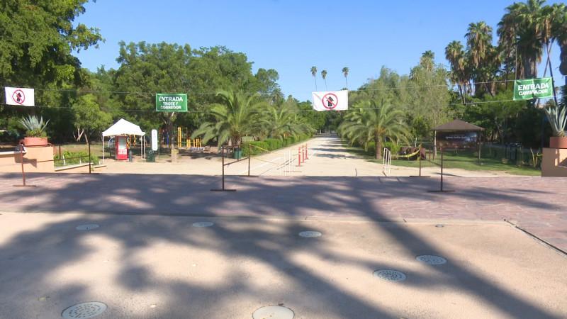 Apoyará el Ayuntamiento manutención del Parque Sinaloa