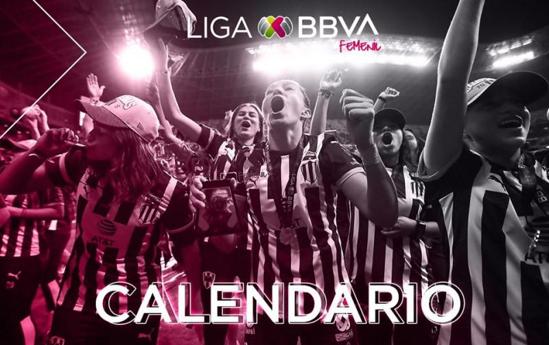 Este martes se presenta el calendario de la Liga MX Femenil