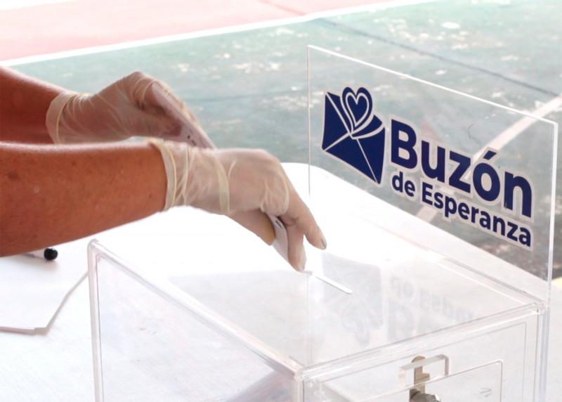 """Se abre """"Buzón de la Esperanza"""" en hospitales del IMSS"""