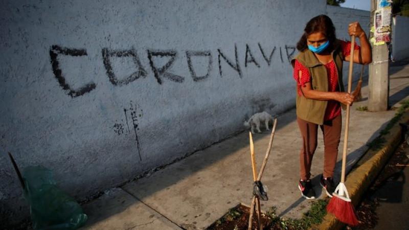 En agosto será el pico de la pandemia en México: Organización Panamericana de la Salud