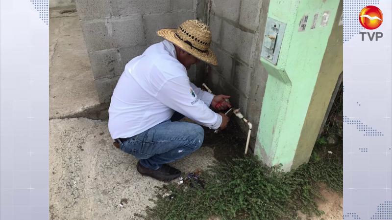 Comienza JUMAPAM con cortes de agua a deudores