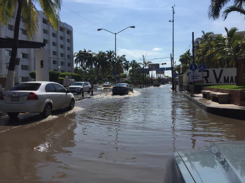 COEPRISS exhorta a tomar precauciones en época de lluvias