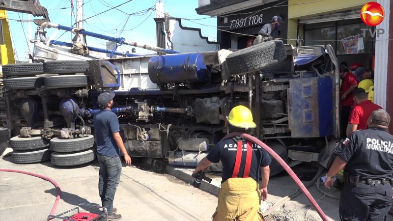 Detienen a chófer de grúa involucrado en accidente de Urías