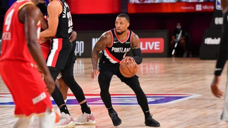 Trail Blazers vencen a los Rockets