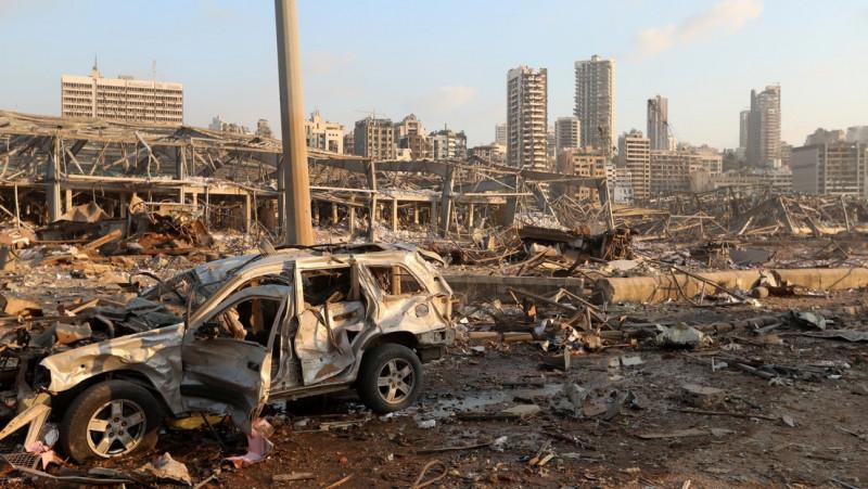 300 mil personas sin techo, 113 muertos y 4 mil heridos tras explosión en Beirut