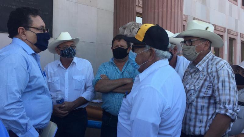 Comuneros de Buena Vista afirman que han sido afectados con despojos