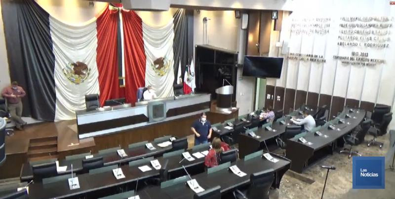 Olimpia Coral Melo pide a Congreso de Sonora atender observaciones en dictamen