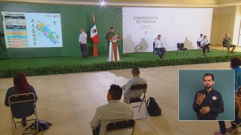 Son miles los desaparecidos en Sinaloa y el país : Estrada Ferreiro