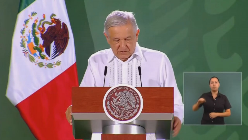 En su visita a Sinaloa  , AMLO le quedó a deber a los ciudadanos , advierte el PAN