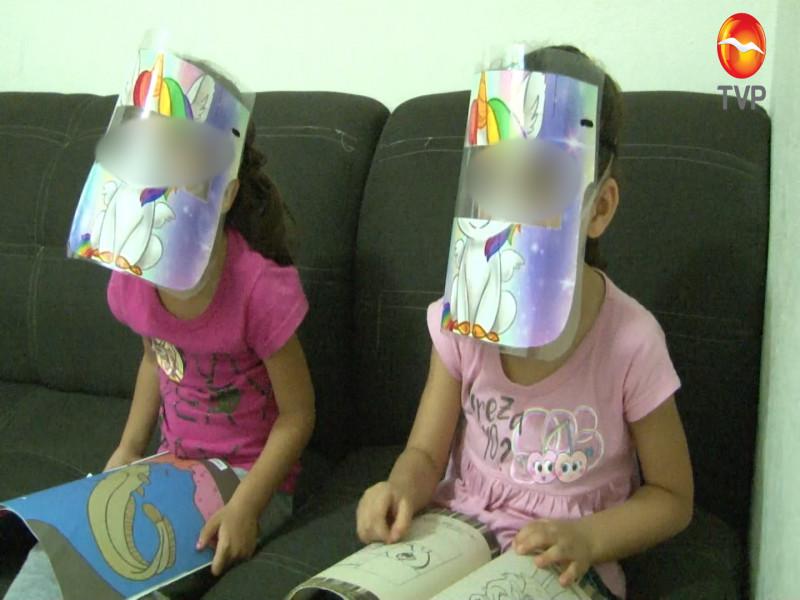 ¡A proteger a los niños contra el COVID-19 crece contagio!