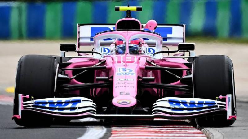 Racing Point, es penalizadopor copiar a Mercedes