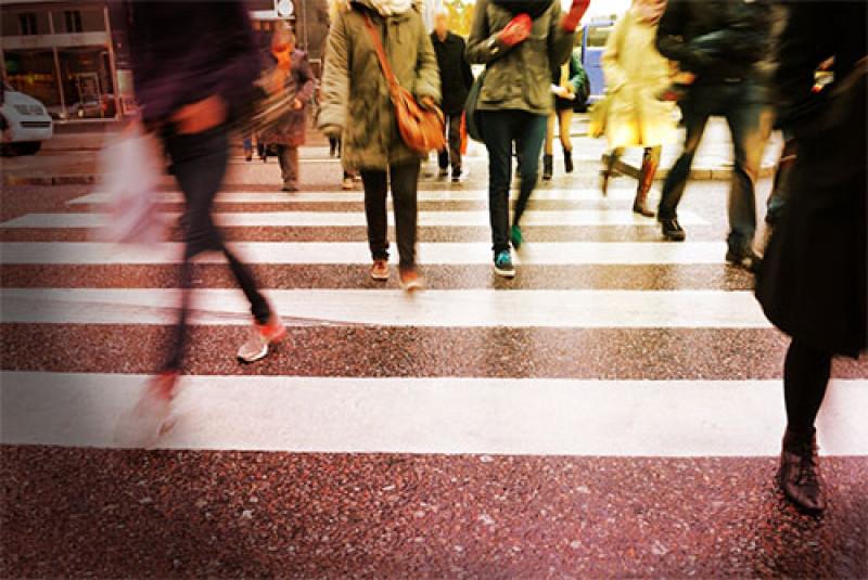 Necesario respetar reglas viales, para evitar accidentes