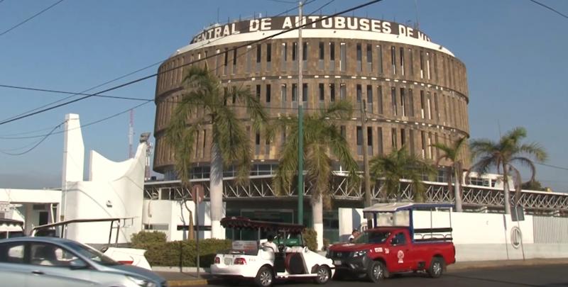 Aumenta flujo de viajeros en la Central camionera de Mazatlán
