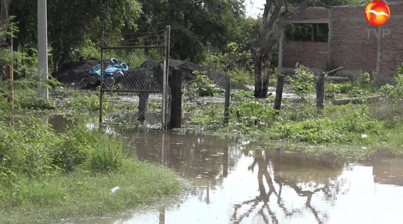 Disminuye suministro de agua por fuga en Mazatlán