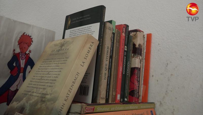 ¡Aprovecha! préstamo de libros a domicilio
