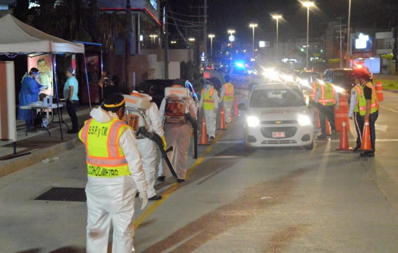 El primer día de operaciones, 16 conductores dan positivo en el alcoholímetro
