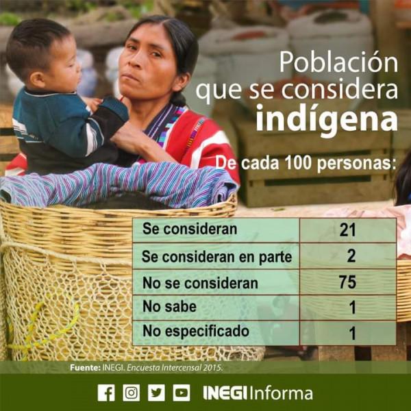 Van hacia la extinción hablantes de lengua indígena