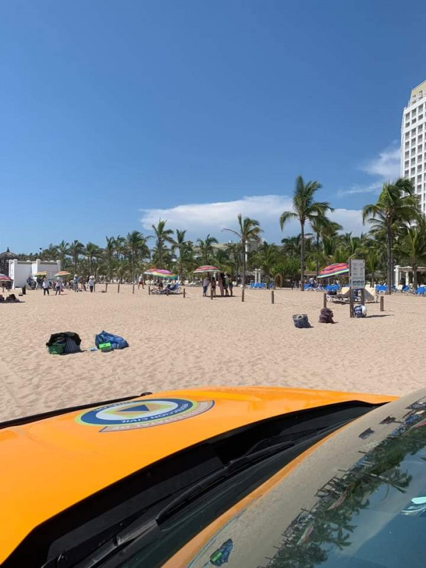 Refuerzan vigilancia en 5 playas sinaloenses