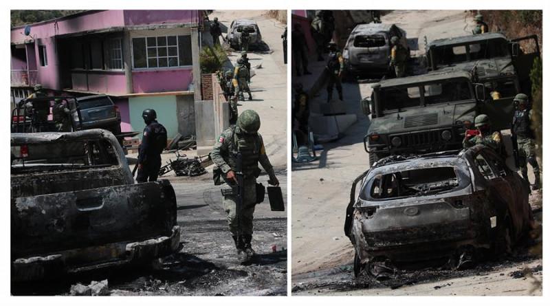 México está en guerra contra al menos estos 10 cárteles