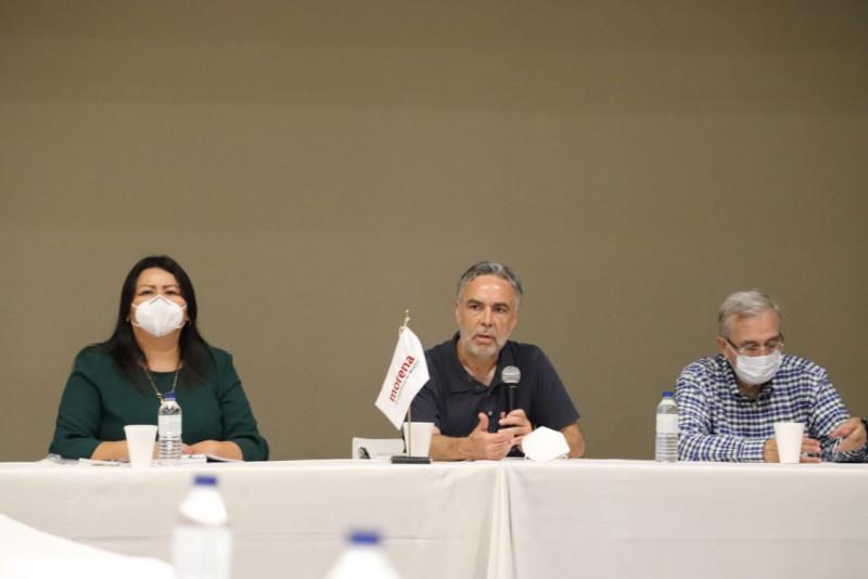 Encuestas de Morena en Sinaloa no les favorecen, advierte el dirigente del PRI
