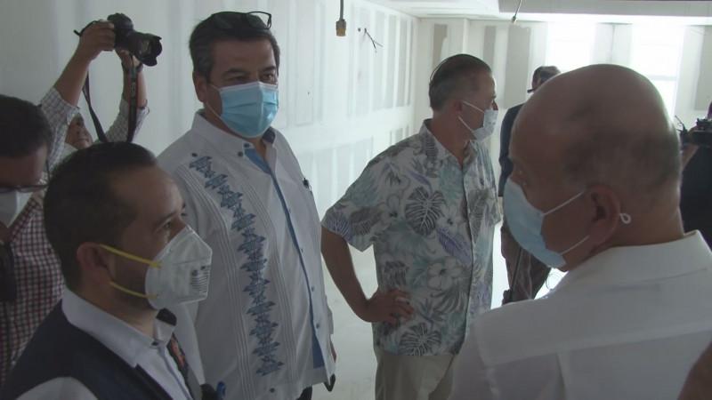 Lamenta el PAS que los Gobiernos hayan dejado solos a pacientes con Covid y pequeños empresarios