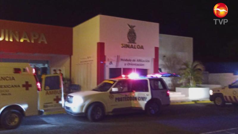 Fallece tras volcarse en Escuinapa