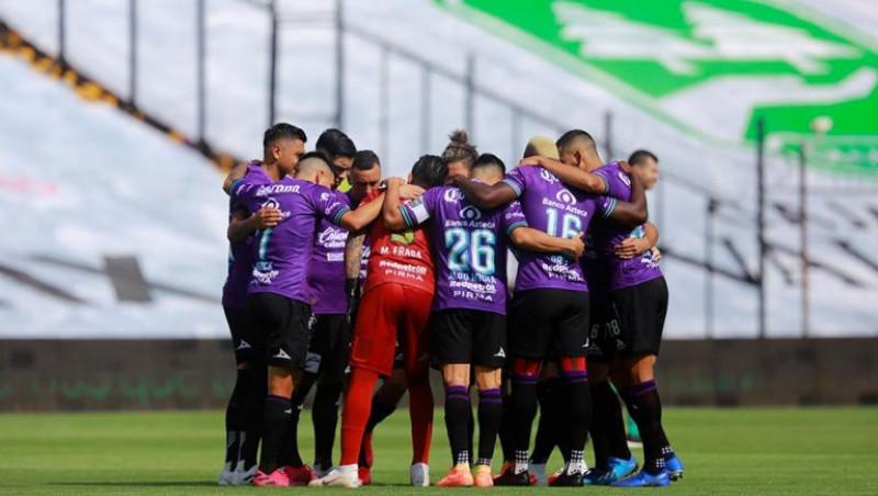 Mazatlán F.C. enfrenta hoy a los Rayos del Necaxa
