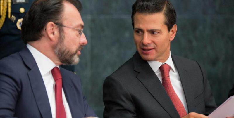 Lozoya denuncia a Peña Nieto y a Videgaray por autorizar sobornos en caso Odebretch
