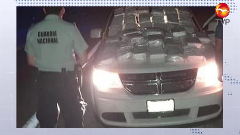 Guardia Nacional detiene a dos personas en Elota