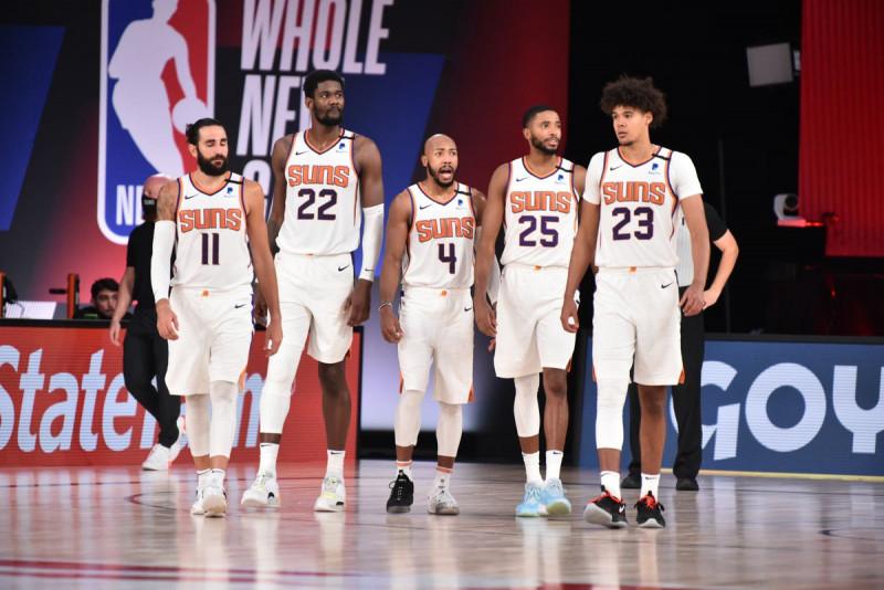 Los Suns con 7 partidos invictos