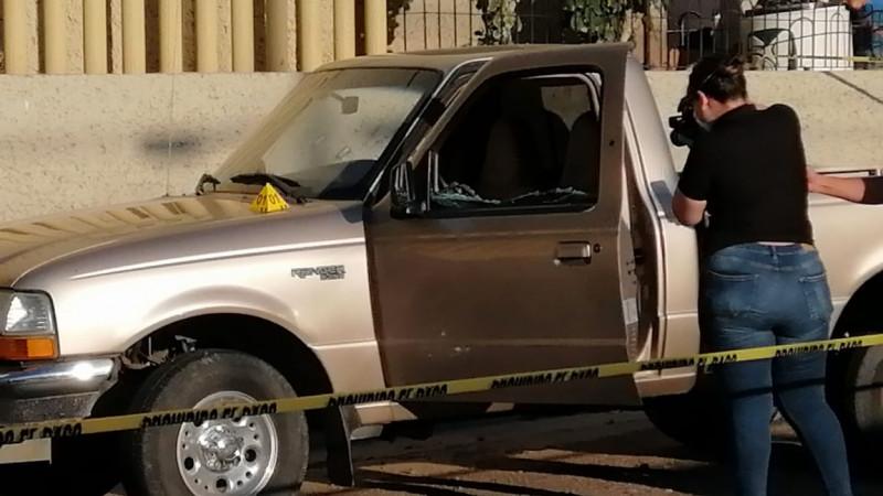 Asesinan a comerciante en Infonavit Barrancos