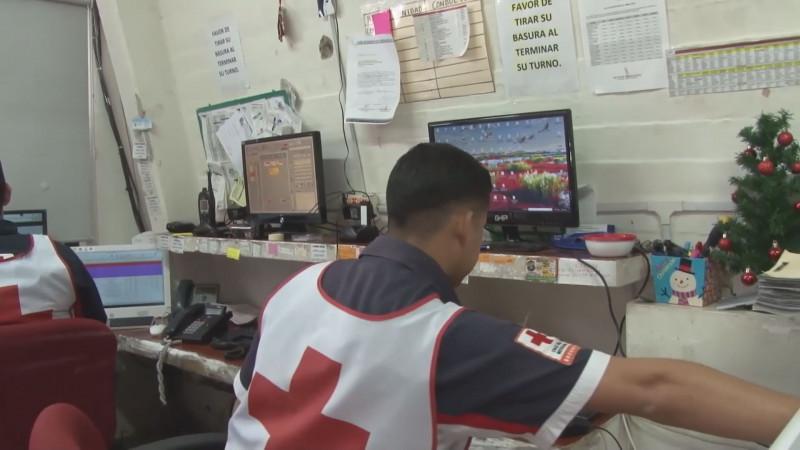 Enferman casi 90 voluntarios de la Cruz roja
