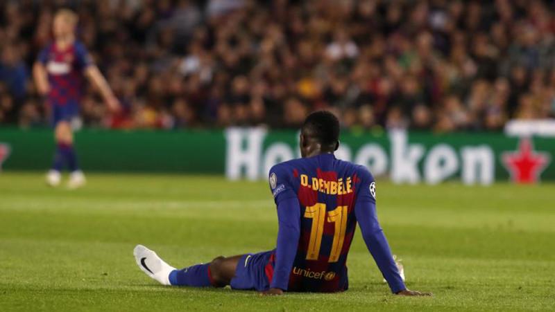 Barcelona convoca a Dembélé para Champions