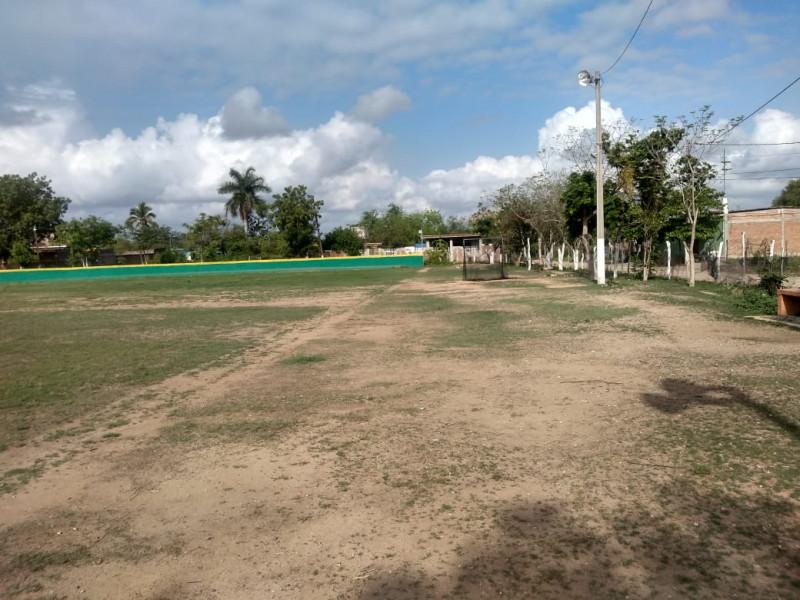 PIDS empastará campos de beisbol en El Roble