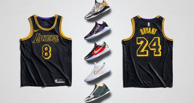 "Nike lanza ""Mamba Week"" en honor a Kobe  Bryant"