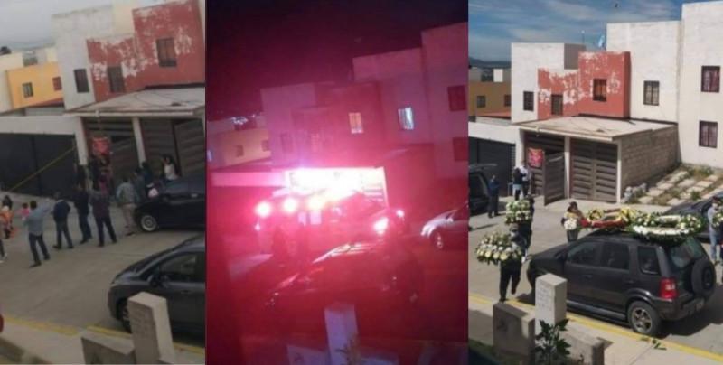 Fiesta, ambulancia y funeral: la tragedia del Covid-19 resumida en tres imágenes