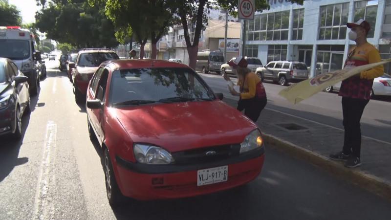 """Cuestiona PAN Culiacán, efectividad de campaña """"guardianes de prevención de la salud"""""""