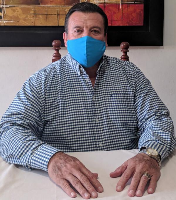 De manera preventiva se hospitaliza voluntariamente el alcalde Eliazar Gutiérrez
