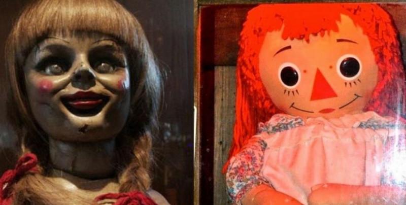 """Dicen que """"Anabelle"""" está desaparecida y la utilizan para rituales satánicos"""