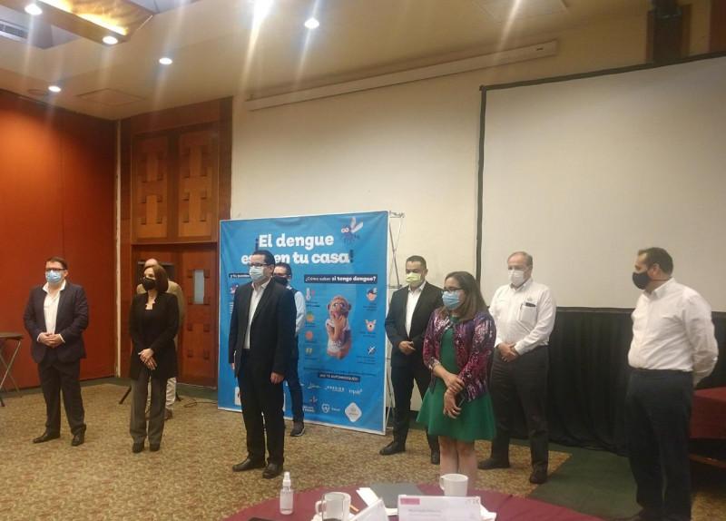 Sinaloa comprometida para combatir el dengue