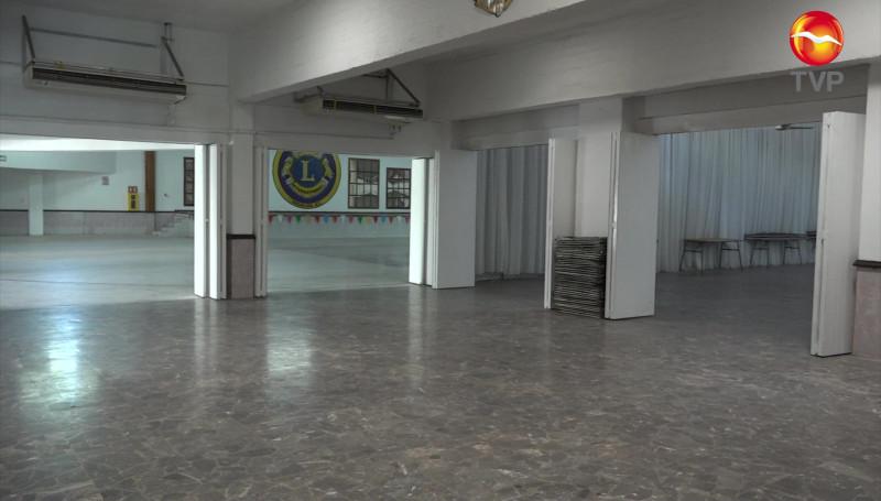 Preparado el Club de Leones Mazatlán para servir como albergue